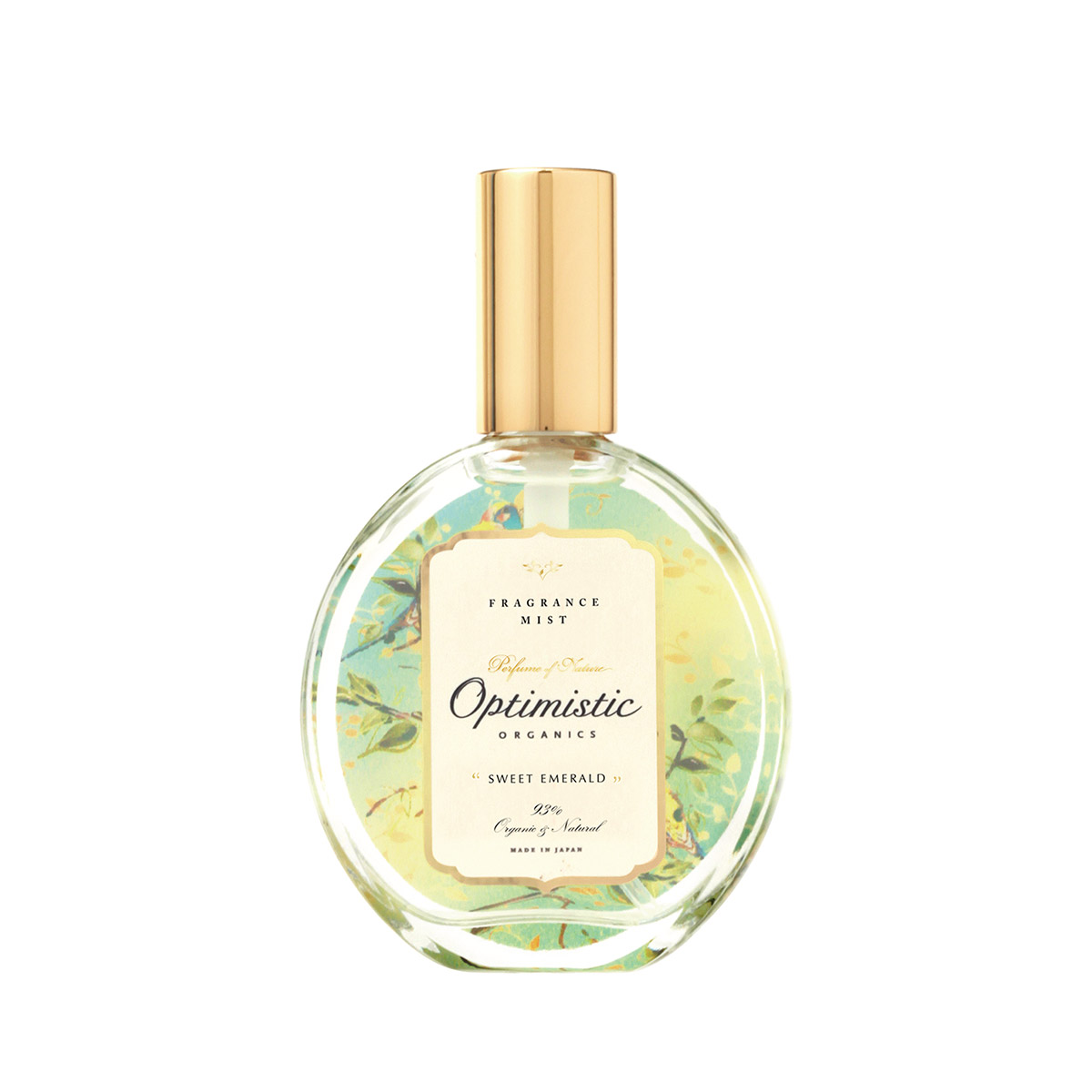 'Sweet Emerald' Fragrance Mist